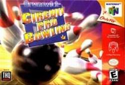 Brunswick Circuit Pro Bowling (USA) Box Scan